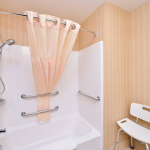 ADA Accessible Shower